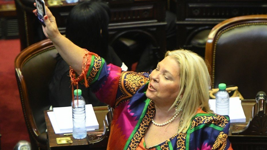 La UCR local furiosa con Carrió: